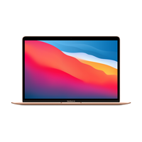 "Image For MacBook Air 13"" M1; 8/256GB (Gold)"