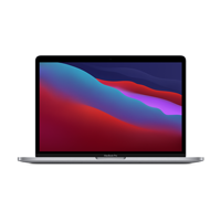 "Cover Image For MacBook Pro 13"" Late 2020; M1; 8/256GB (Space Gray)"