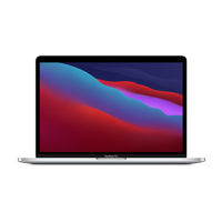"Cover Image For MacBook Pro 13"" Late 2020; M1; 8/256GB (Silver)"