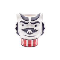 Image For Neil Enterprises, Inc. Bucky Badger Mascot Shot Glass