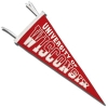 Image for Collegiate Pacific University of Wisconsin Pennant (Red)