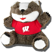 "Image For MCM Group Inc. Bucky Badger (9"") *"