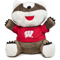 "Cover Image For MCM Group Inc. Bucky Badger (20"")"