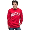 Image for Champion Long Sleeve Bucky T-Shirt (Red)