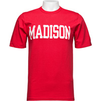 Cover Image For Champion Madison T-Shirt (Red)*