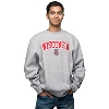 Image for Blue 84 Wisconsin Crew Neck Sweatshirt (Gray)