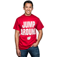 Cover Image For JanSport Jump Around T-Shirt (Red)