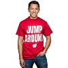 Cover Image for College Kids Toddler Jump Around T-Shirt (Red)