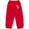 Image for College Kids Infant Badgers Sweatpants (Red)