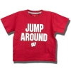 Image for College Kids Toddler Jump Around T-Shirt (Red)