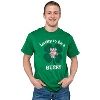 Image for Top Promotions Lucky Bucky T-Shirt (Green)