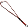 Image for Spirit Products Wisconsin Badgers Skinny Lanyard (Red)