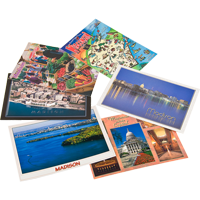 Image For Argonaut Madison Postcards - 6 Assorted