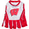 Image for Pets First Cheerleader Dress (Red/White)