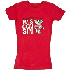 Cover Image for College Kids Girl's WI Badgers T-Shirt (Red) *