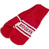 Cover Image for Bear Hands and Buddies Kids Badger Mittens (Red)