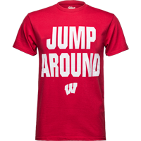 Image For Blue 84 Jump Around T-Shirt 3X (Red)