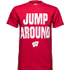 Cover Image for Top Promotions Motion W Wisconsin Pocket Tee (Red) Tall