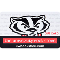 Image For The University Book Store Gift Card
