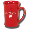Image for R.F.S.J. Inc. Wisconsin Mom Mug (Red)