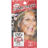 Cover Image for Innovative Adhesives Waterless Temporary Tattoos of Bucky