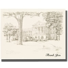 Image for Overly Bascom Hall Thank You Notes