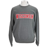 Cover Image For Gear for Sports UW Crew Neck Sweatshirt (Charcoal) *