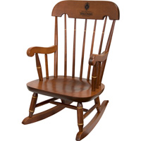 Image For Standard Chair - Children's Rocker - Cherry Finish