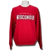 Cover Image for Blue 84 Wisconsin Crew Neck Sweatshirt (Gray)