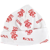 Cover Image for Creative Knitwear Infant Bucky Badger Fleece Hat (Red)