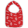Cover Image for Third Street Bucky Badger and Wisconsin Infant Cap (Red)