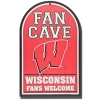 Cover Image for Legacy Wisconsin Badgers Wood Plank Sign 11x20 (Wood)