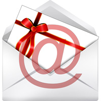 Cover Image For Emailed Gift Card