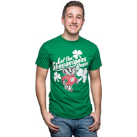 Image For Top Promotions Shenanigans T-Shirt (Green)