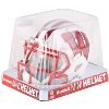 Image for Riddell Mini Wisconsin Badgers Speed Helmet