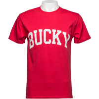 "Cover Image For Champion ""Bucky"" T-Shirt 3X (Red)"
