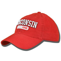 Image For Legacy Adjustable 1848 Hat (Red)