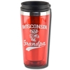 Image for Neil Enterprises, Inc. Grandpa Travel Mug (Red)