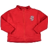 Cover Image for College Kids Infant Bucky Badger Full Zip Sweatshirt (Red)
