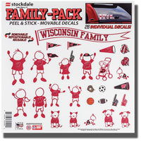 Cover Image For Stockdale Large Family Decal Set *