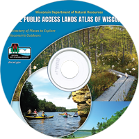 Image For Public Access Lands Atlas of Wisconsin (DVD)