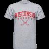 Cover Image for Champion Big 10 Football T-Shirt (Gray)