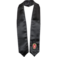 Image For Herff Jones The Stole of Gratitude (Black)