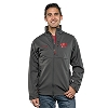 Image for Columbia Wisconsin Badgers Ascender Softshell Jacket (Gry) *