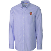 Image for Cutter & Buck Wisconsin Shield Button Down (Royal/White)