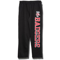 Image For Blue 84 Badgers Sweatpants (Black)