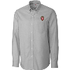 Image for Cutter & Buck Wisconsin Shield Button Down (Black/White)