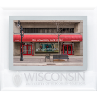 Cover Image For Neil Enterprises, Inc. Wisconsin Glass Picture Frame