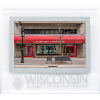 Image for Neil Enterprises, Inc. Wisconsin Glass Picture Frame