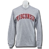 """Image for Blue 84 Long Sleeve """"Wisconsin"""" T-Shirt 3X (Gray)"""